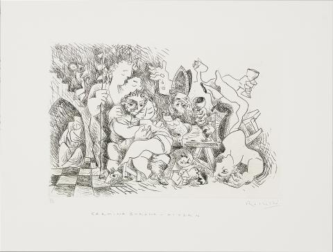Carmina Burana-Hivern IV | Rosselló ( Roselló Virgili, Josep M)