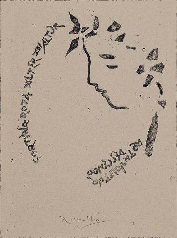 Fortuna Rota Alter in Altur | Rosselló ( Roselló Virgili, Josep M)