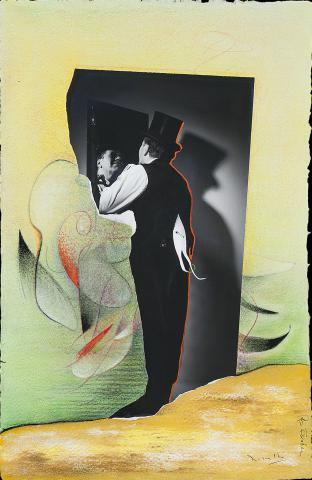 Homenatge a Joan Ponç | Rosselló ( Roselló Virgili, Josep M)