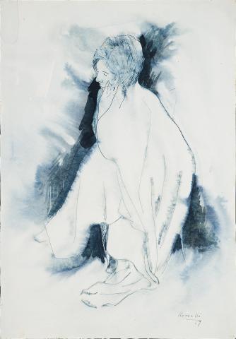 La mare fent de model | Rosselló ( Roselló Virgili, Josep M)