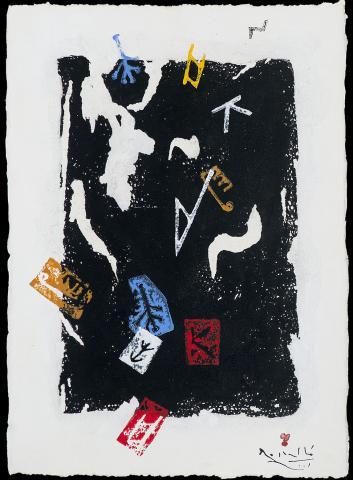 Nodolo dels signes | Rosselló ( Roselló Virgili, Josep M)