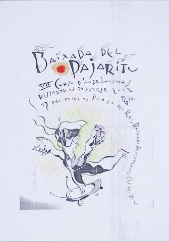 Baixada del Pajaritu | Rosselló ( Roselló Virgili, Josep M)