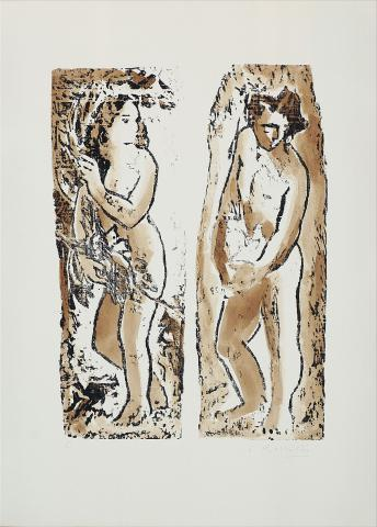 Adam i Eva | Rosselló ( Roselló Virgili, Josep M)