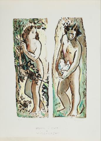 Adam i Eva o viceversa | Rosselló ( Roselló Virgili, Josep M)
