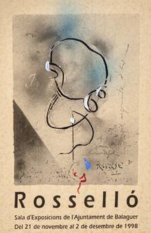 Cartell exposició | Rosselló ( Roselló Virgili, Josep M)