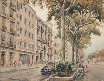 Rambla de Tarragona | Plana Pujol, Joan Baptista