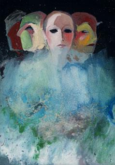 Júlia en la boira | Rosselló ( Roselló Virgili, Josep M)