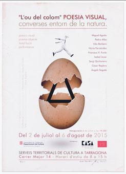 Cartell exposició | Barbero, Eduardo