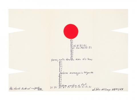 Poema visual | Vallès Ferré, Jordi