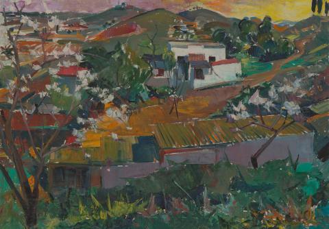 Paisatge | Olivar Duro, Tomás