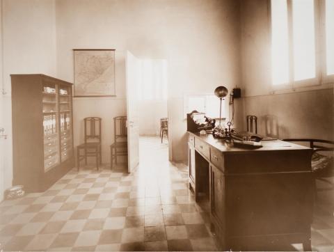 Tarragona. Secció d'Higiene. Oficines | Vallvé Vilallonga, Hermenegild