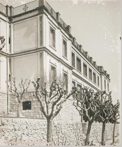 Tarragona. Casa de Beneficència. Pavelló d'ancians. | Vallvé Vilallonga, Hermenegild