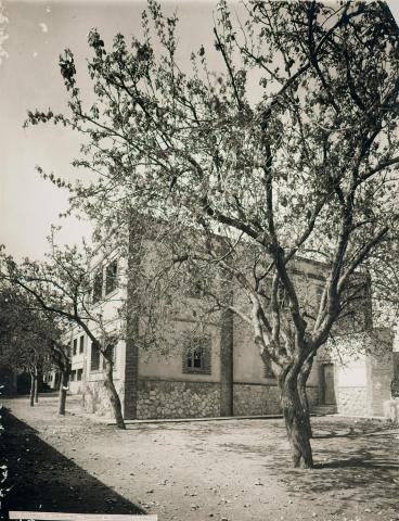Tarragona. Casa de Beneficència. Pavelló de maternitat | Vallvé Vilallonga, Hermenegild