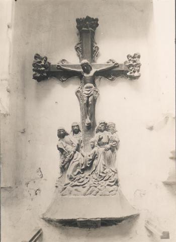 Tortosa. Catedral. El Sant Crist de Palau | Borrell i Codorniu, Ramon (Tortosa, 1869 - 1948)
