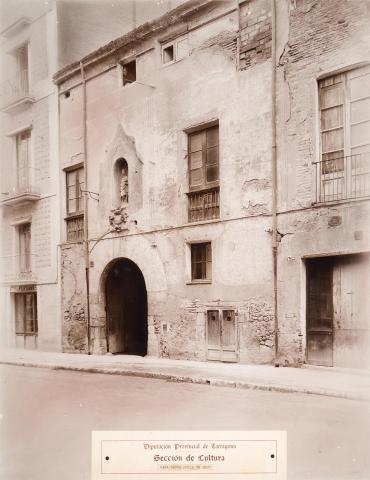 Reus. Casa de Santa Llúcia | Vallvé Vilallonga, Hermenegild