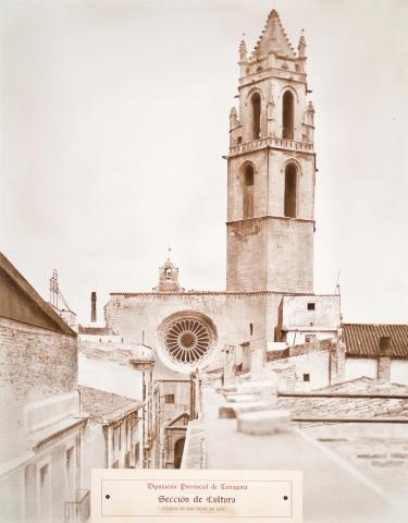 Reus. Església de San Pere | Vallvé Vilallonga, Hermenegild