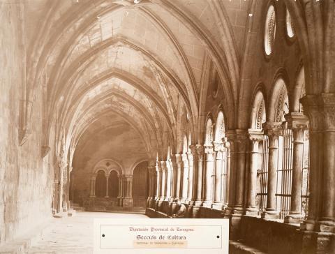 Tarragona. Catedral. Claustre | Vallvé Vilallonga, Hermenegild