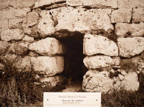Tarragona. Porta Ciclópea | Vallvé Vilallonga, Hermenegild