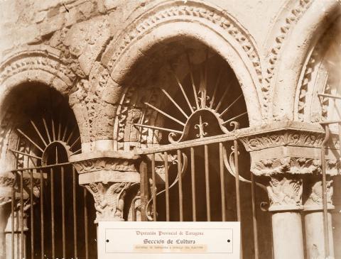 Tarragona. Catedral. Detall del Claustre | Vallvé Vilallonga, Hermenegild