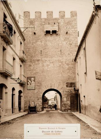 Montblanc. Portal d'en Bové | Vallvé Vilallonga, Hermenegild