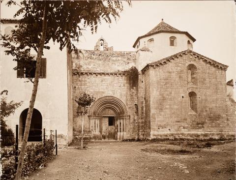 Pla de Cabra. Església Parroquial antiga | Vallvé Vilallonga, Hermenegild