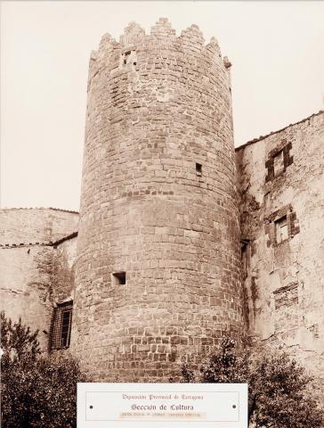 Santa Coloma de Queralt. Castell Seyorial | Vallvé Vilallonga, Hermenegild