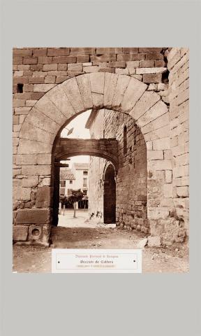 Prades. Arcs d'accés a la població | Vallvé Vilallonga, Hermenegild