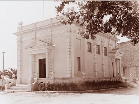 El Vendrell. Biblioteca Pública | Vallvé Vilallonga, Hermenegild