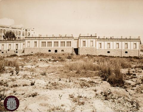 Tarragona. Casa de Beneficència. Asil | Vallvé Vilallonga, Hermenegild