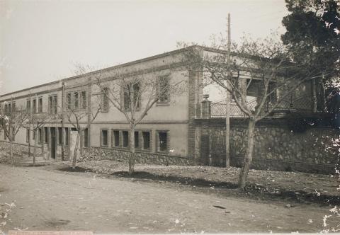 Tarragona. Casa de Beneficencia. Pavelló de maternitat | Vallvé Vilallonga, Hermenegild