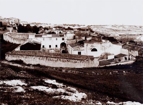 Tarragona. Penal de Santa Maria del Miracle | Vallvé Vilallonga, Hermenegild