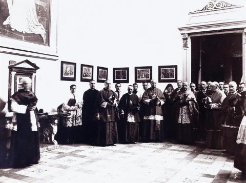 Consagració episcopal del Dr. Manuel Borràs | Vallvé Vilallonga, Hermenegild