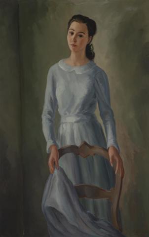 Figura femenina | Calderó Ripoll, Pere