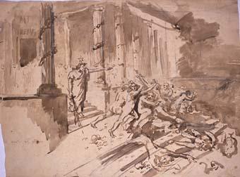 Expulsió dels mercaders | Sancho Piqué, Josep