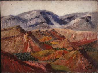 Montes de Aragón | Costa Vaqué, Santiago