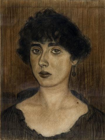 Retrat femení: Erenia   Lorenzo Salazar, Enrique
