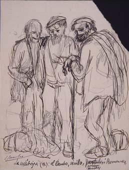 La cuádriga (a): el Cambó, vivillo, pernales i Romanones | Sancho Piqué, Josep