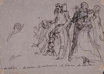 Els científics, els jueus, els revolucionaris, els mundans | Sancho Piqué, Josep