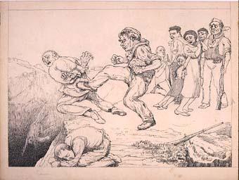 "Horrors d'una guerra: ""¡Horrible, horrible muerte!"" | Sancho Piqué, Josep"