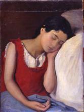 Dormint | Sancho Piqué, Josep