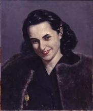 Retrat femení | Sancho Piqué, Josep