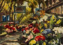 Rambla de les flors | Lahosa Valimaña, Joan