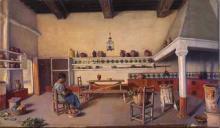La cuina | Sancho Piqué, Josep