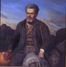 L'home de la carbassa | Sancho Piqué, Josep
