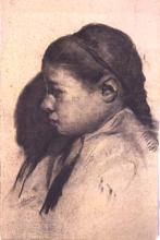 Perfil de noia | Sancho Piqué, Josep