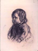 Bust de nena | Sancho Piqué, Josep