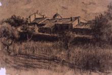 Vista del poble | Sancho Piqué, Josep