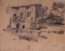 Portal de masia | Sancho Piqué, Josep