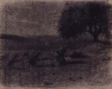 Paisatge fosc | Sancho Piqué, Josep