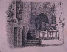 Interior de casa | Sancho Piqué, Josep